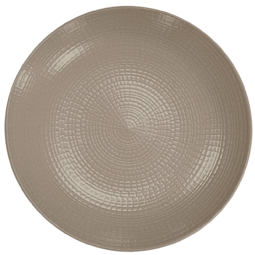 Degrenne Paris 'Modulo Nature' Taupe Side Plate 16cm
